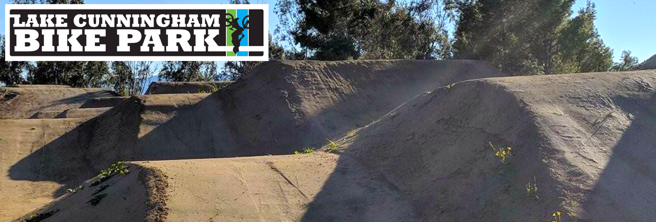 Bike Park Now Open